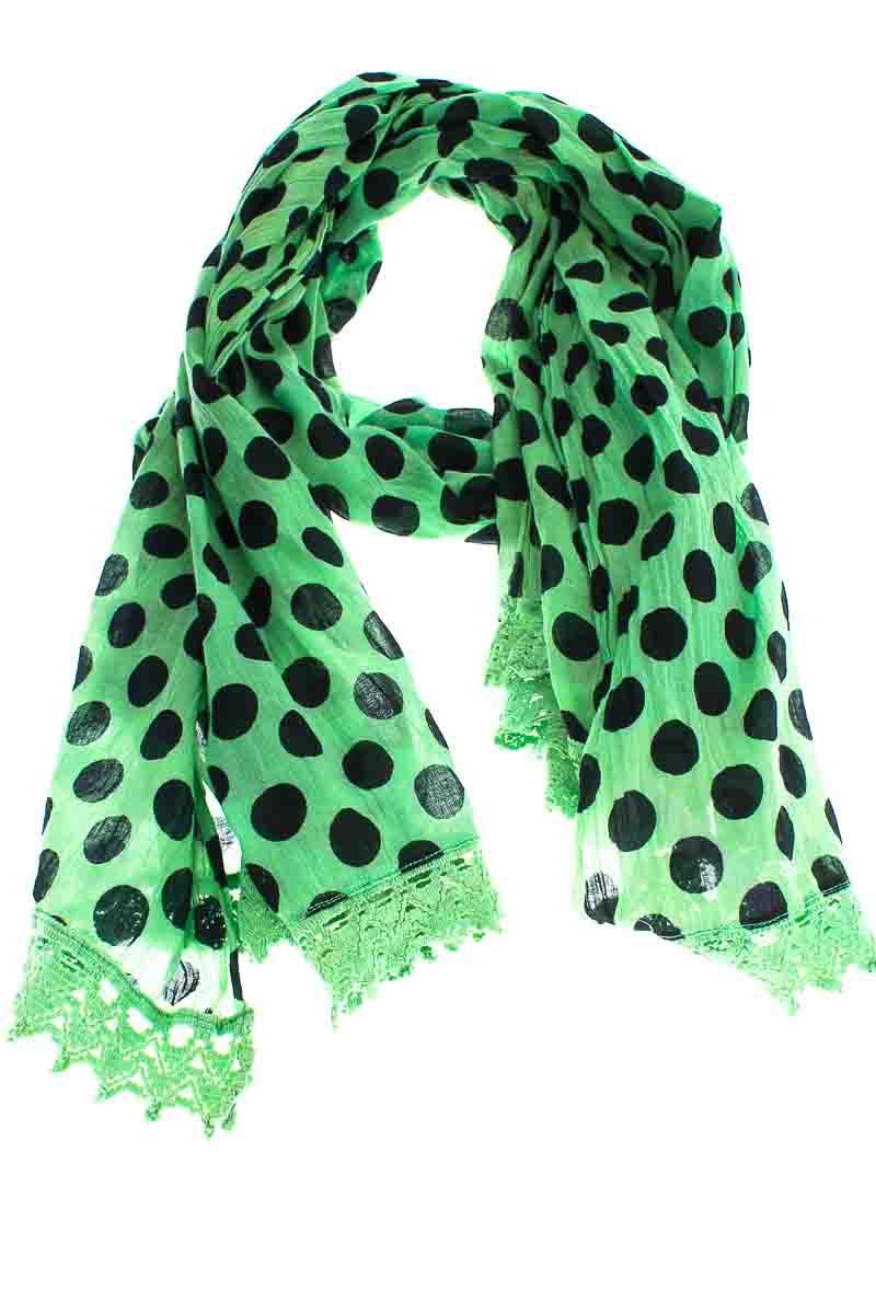Accesorios Bufanda color Verde - Closeando