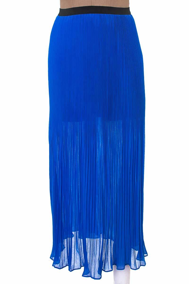 Falda Casual color Azul - Tennis