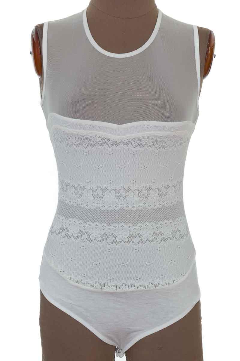 Blusa color Blanco - Deco Style