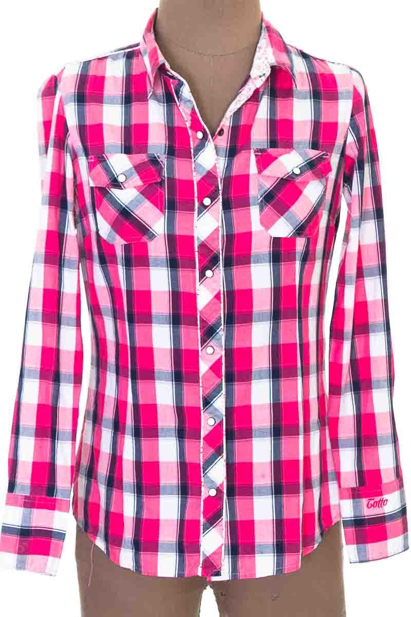 Blusa color Rosado - Totto