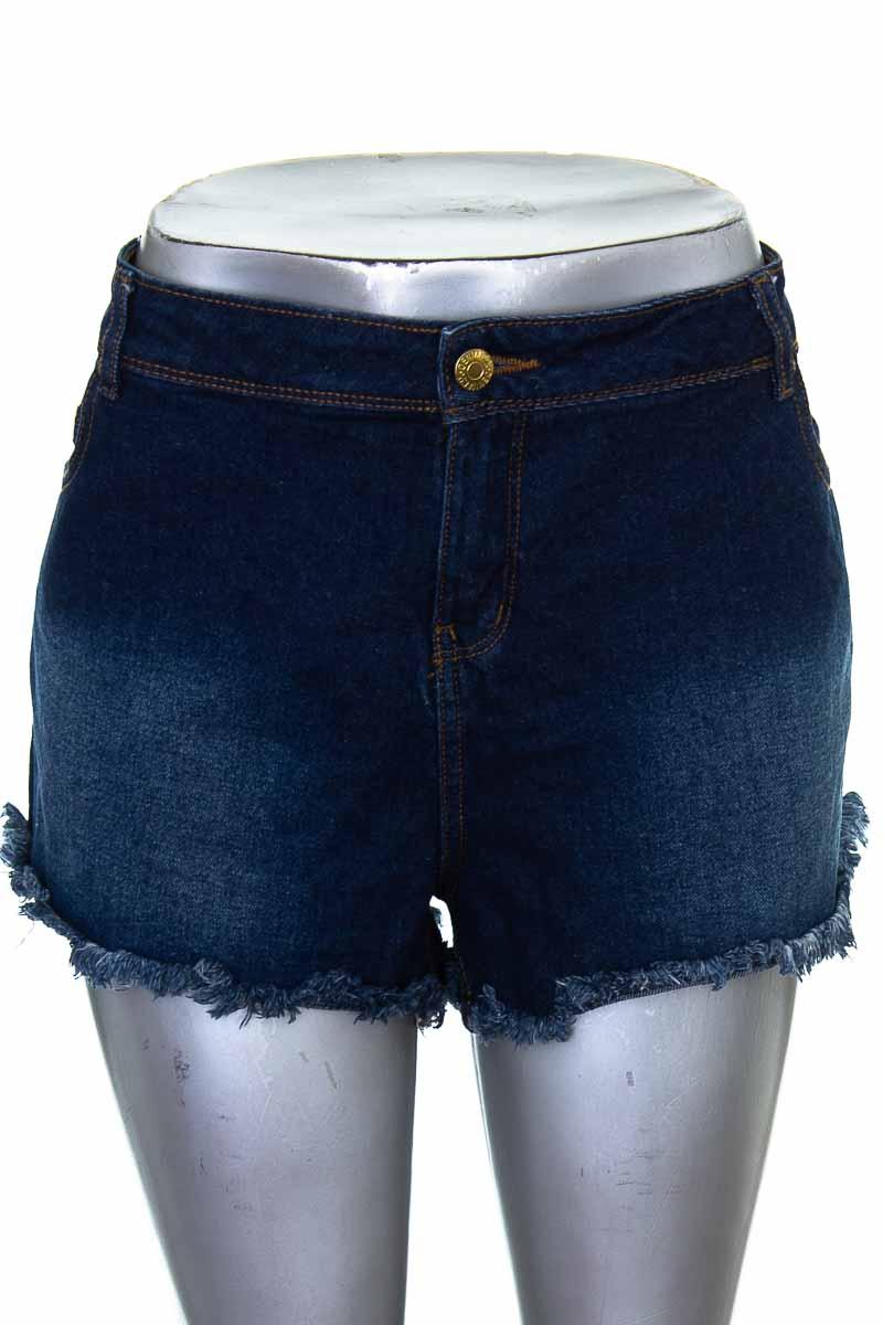 Short Jean color Azul - Denim Co
