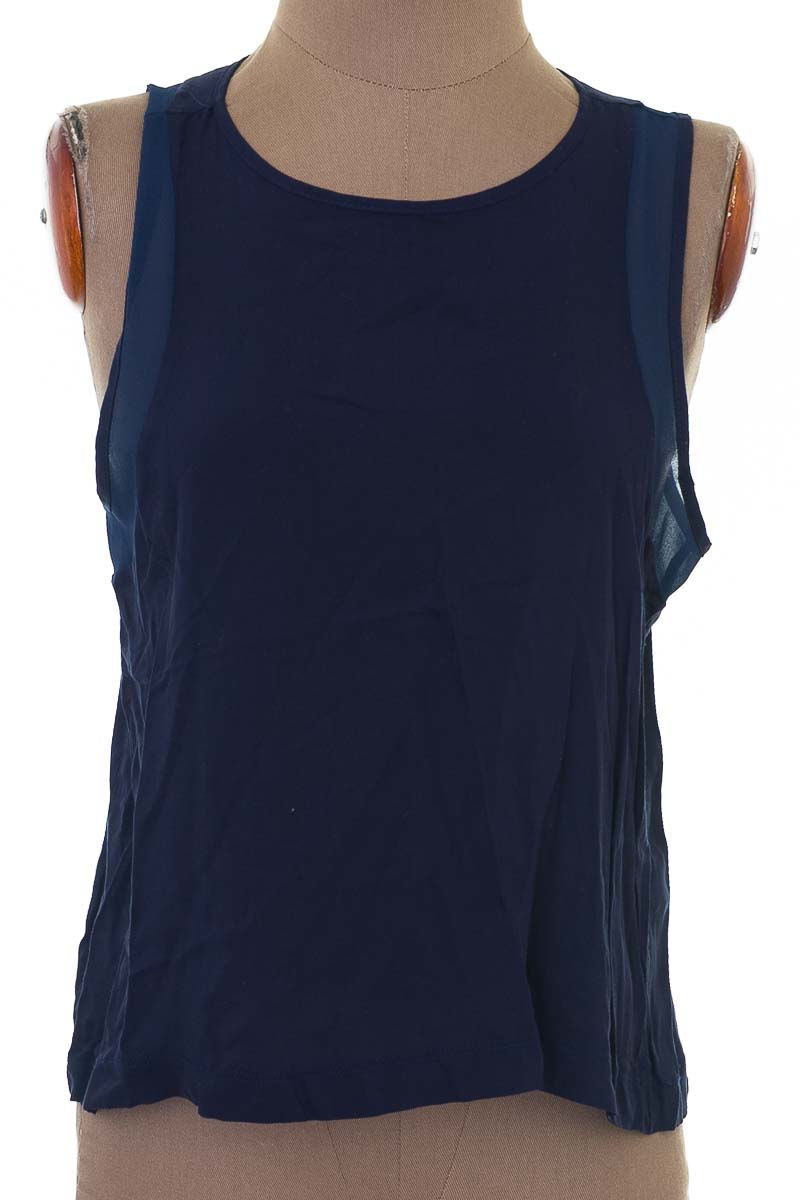 Blusa color Azul - Ticket
