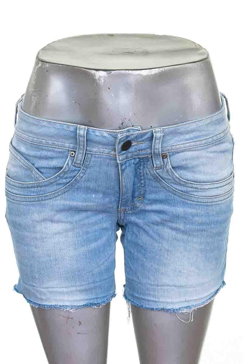 Short Jean color Azul - Chevignon