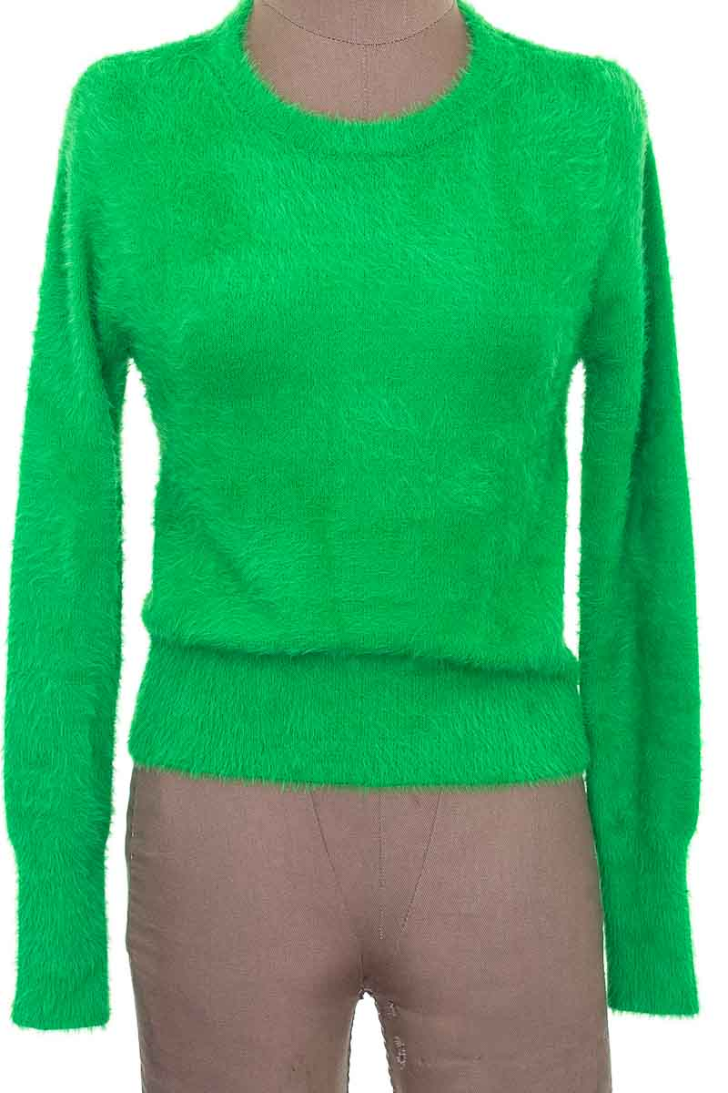 Sweater color Verde - Zara
