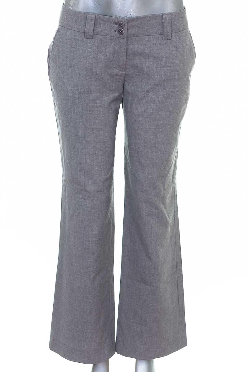 Pantalón Formal color Gris - Carlos H. Delgado
