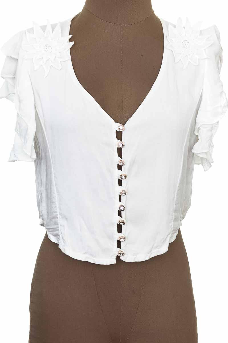 Top / Camiseta color Blanco - Morena