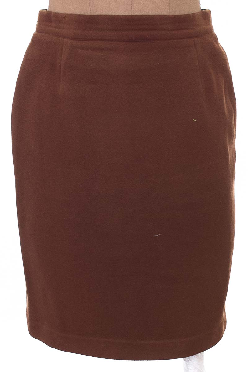 Falda Elegante color Café - Mayedson