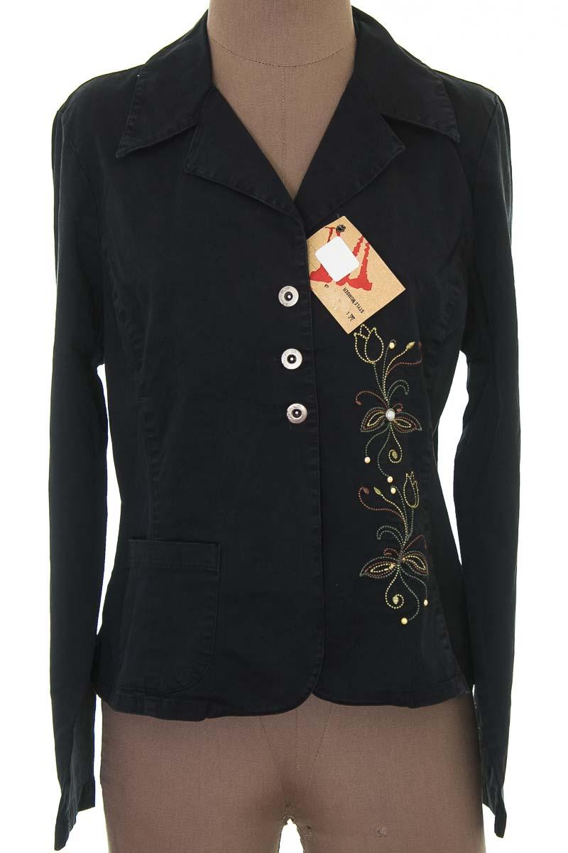 Chaqueta / Abrigo color Negro - Muranos