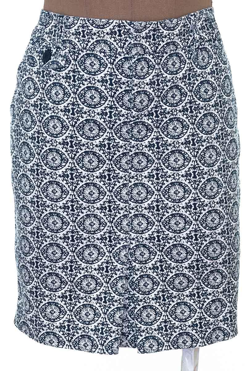 Falda color Azul - Esprit