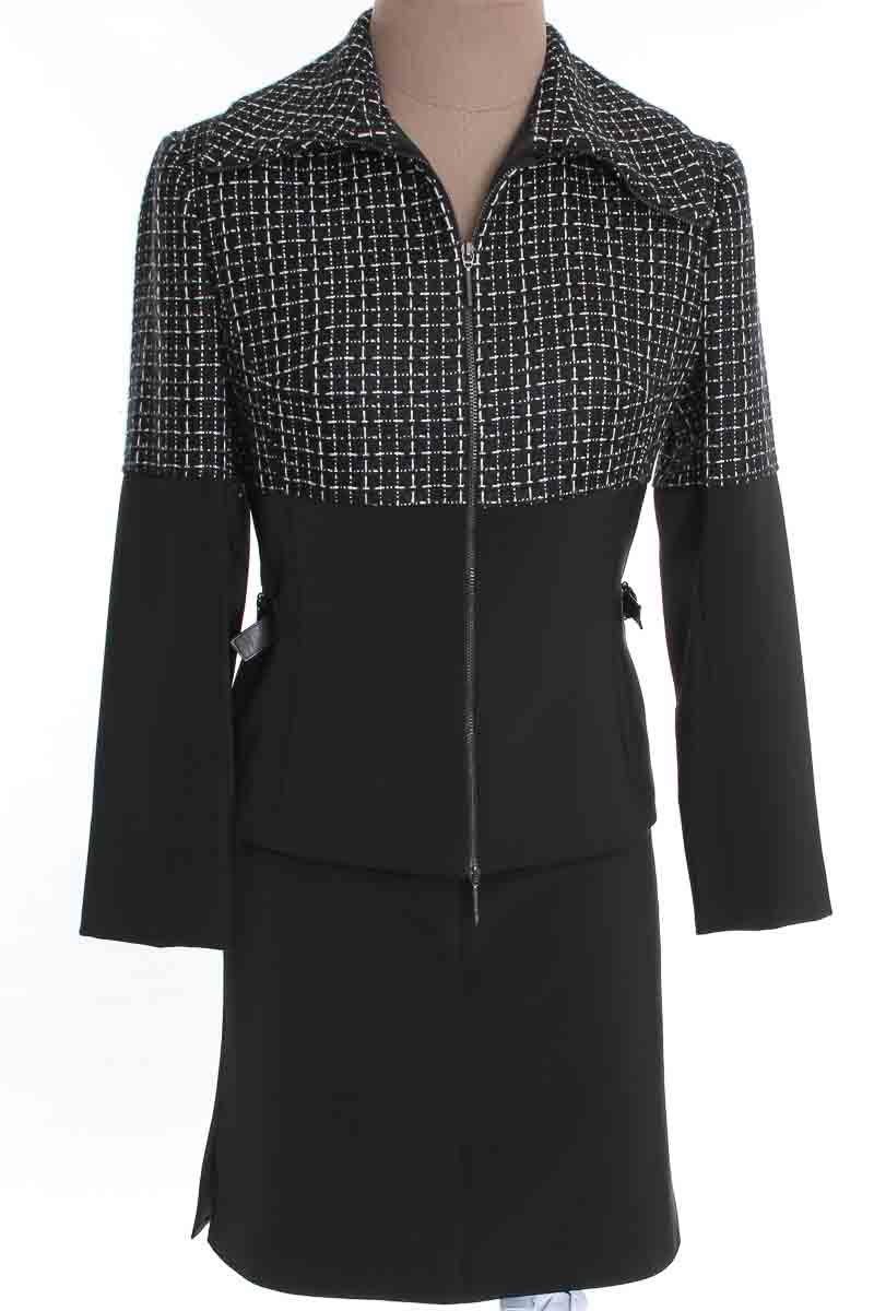 Conjunto Conjunto de Falda color Negro - Manigance