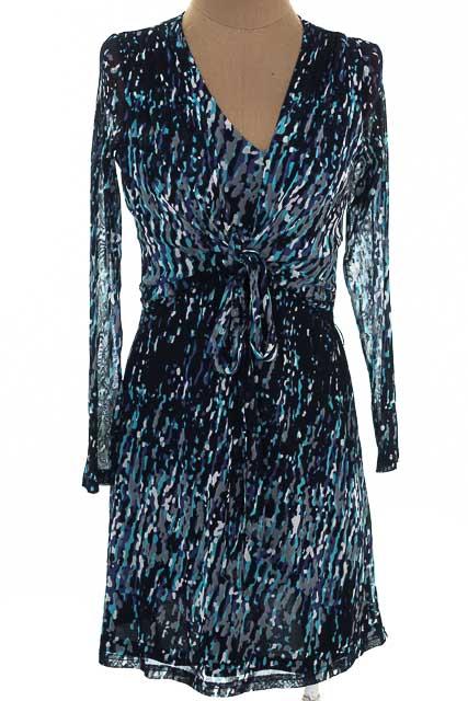 Vestido / Enterizo color Azul - Esprit