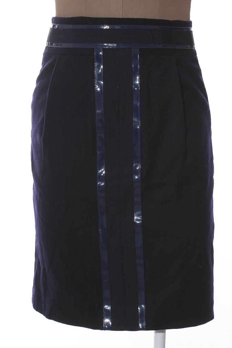 Falda Elegante color Azul - Tory Burch