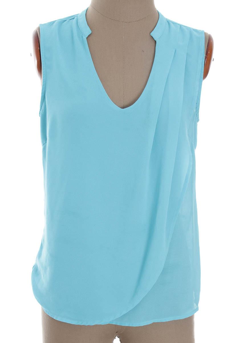 Blusa color Azul - Azulu