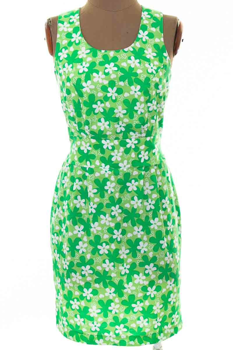 Vestido / Enterizo Casual color Verde - Closeando