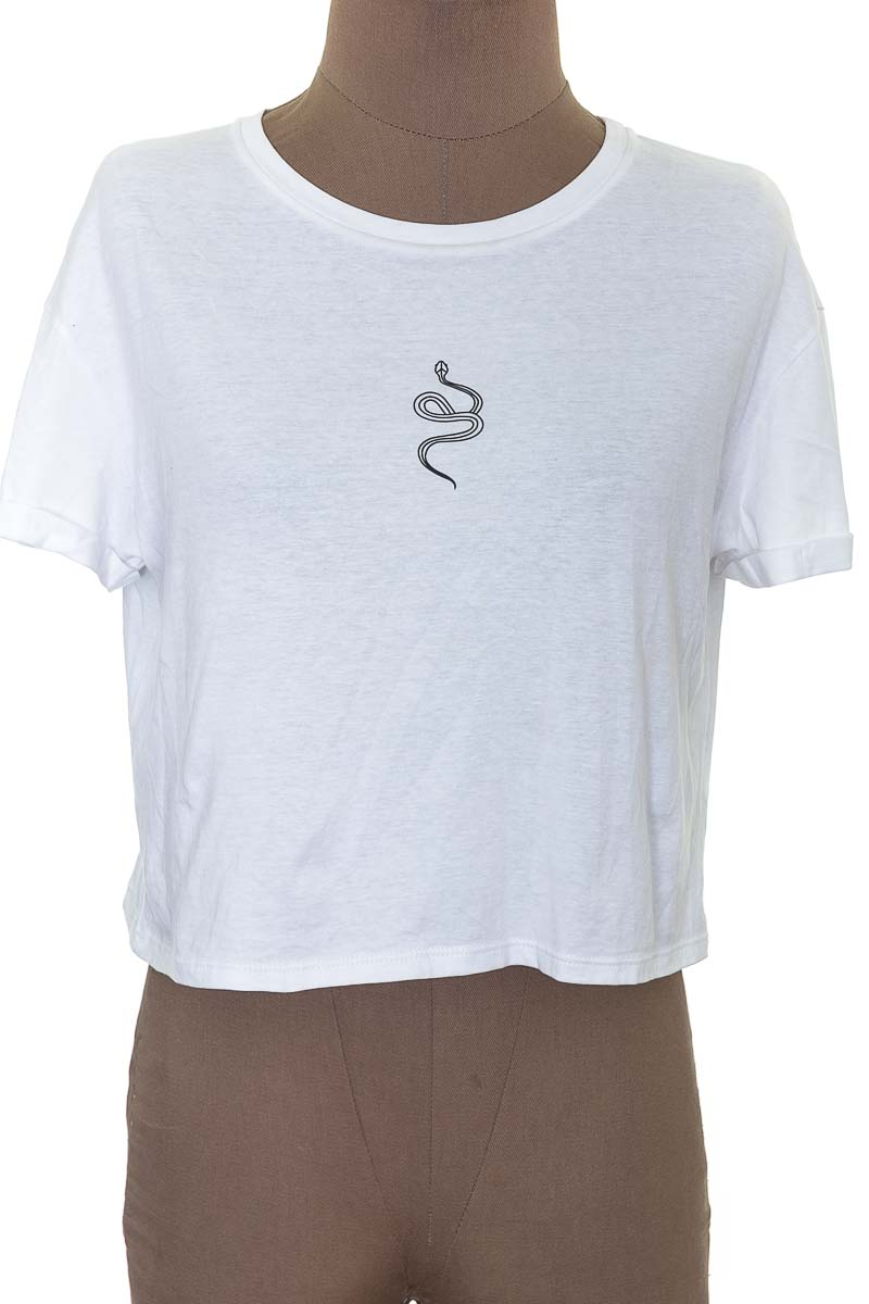 Top / Camiseta color Blanco - MATTELSA