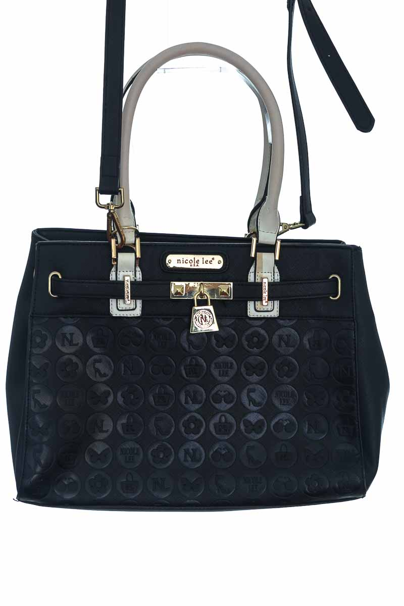 Cartera / Bolso / Monedero color Negro - Nicole Lee