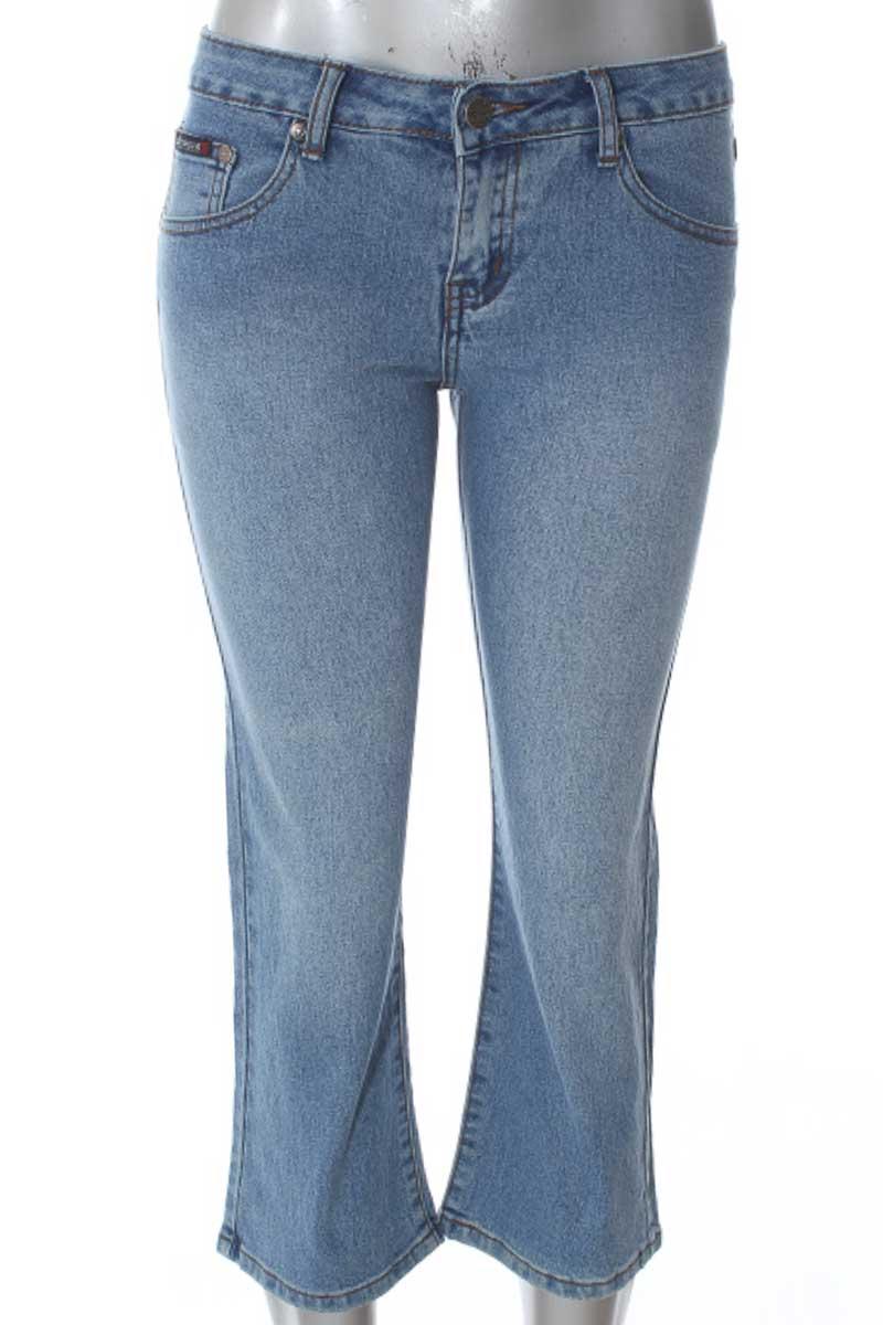 Pantalón color Azul - Richcow Jeans