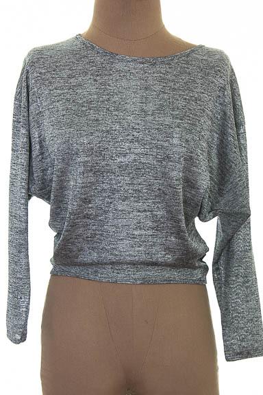 Blusa color Gris - DKNY