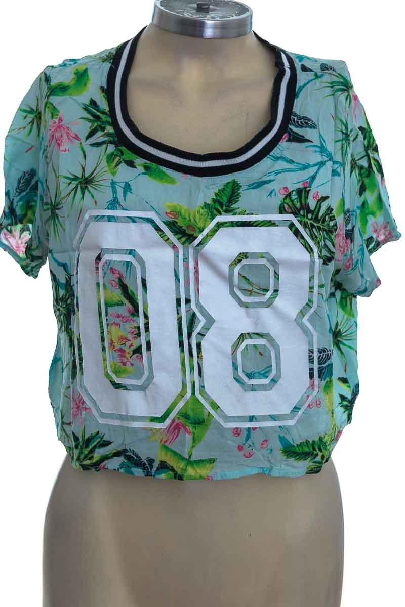 Top / Camiseta color Estampado - Ampersand