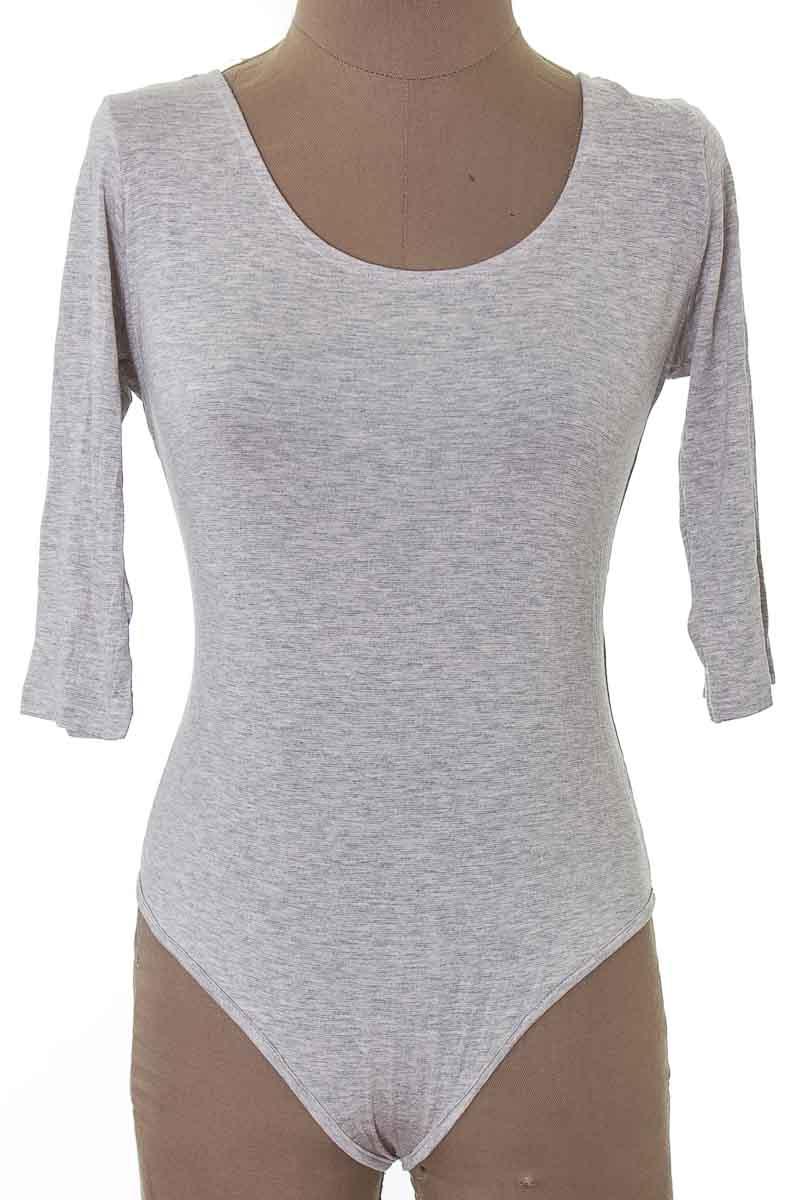 Top / Camiseta color Beige - DENIMLAB