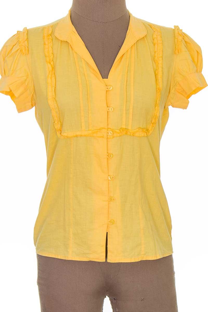 Blusa color Amarillo - Beso de Coco