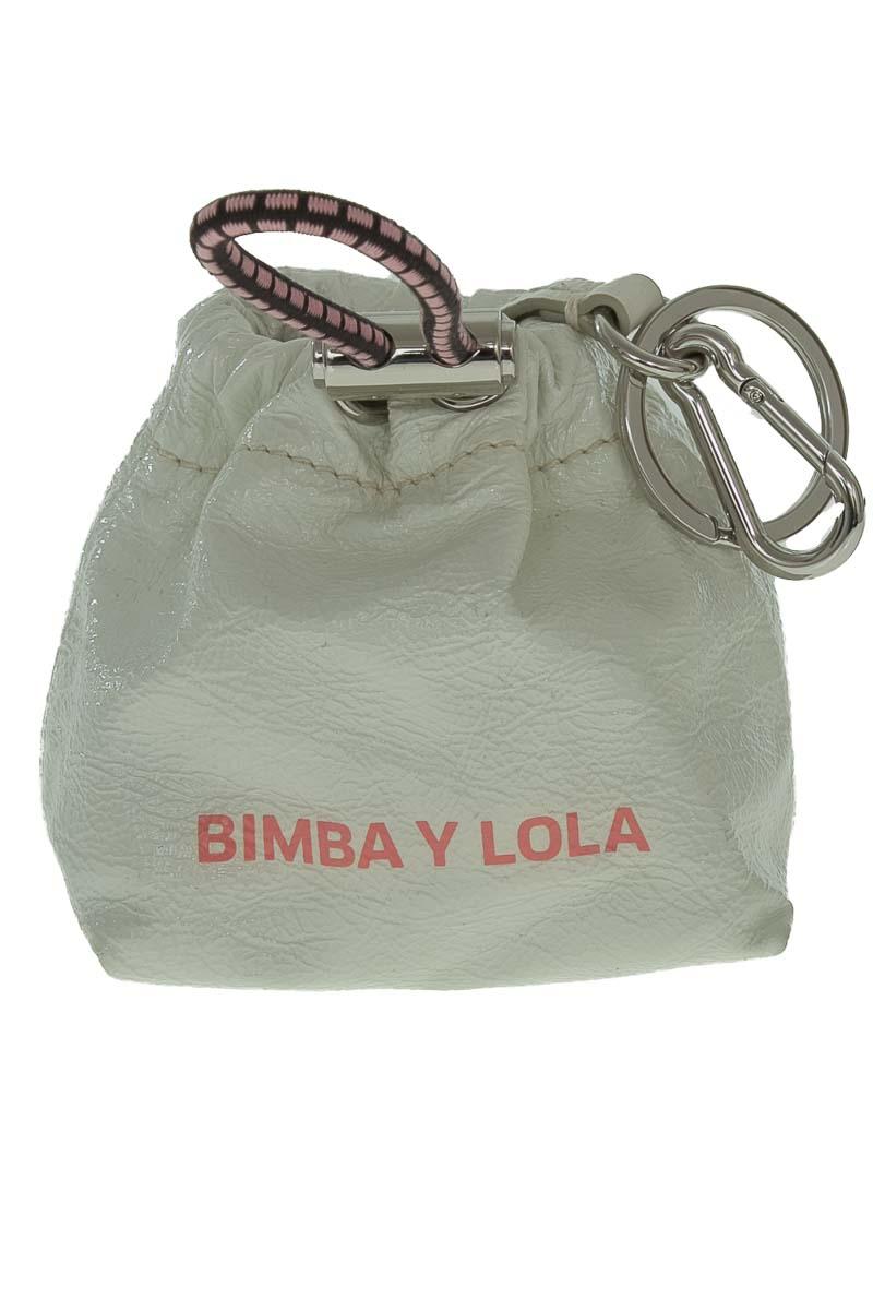 Cartera / Bolso / Monedero color Blanco - Bimba & Lola