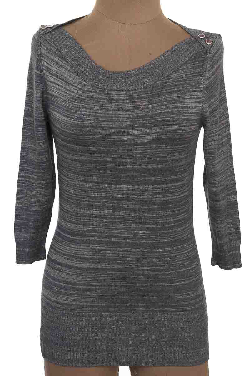 Sweater color Gris - SMART SET