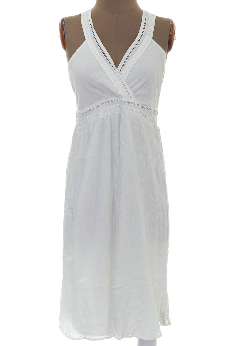 Vestido / Enterizo Casual color Blanco - Tommy Bahama