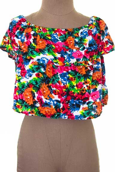 Blusa color Estampado - Yara