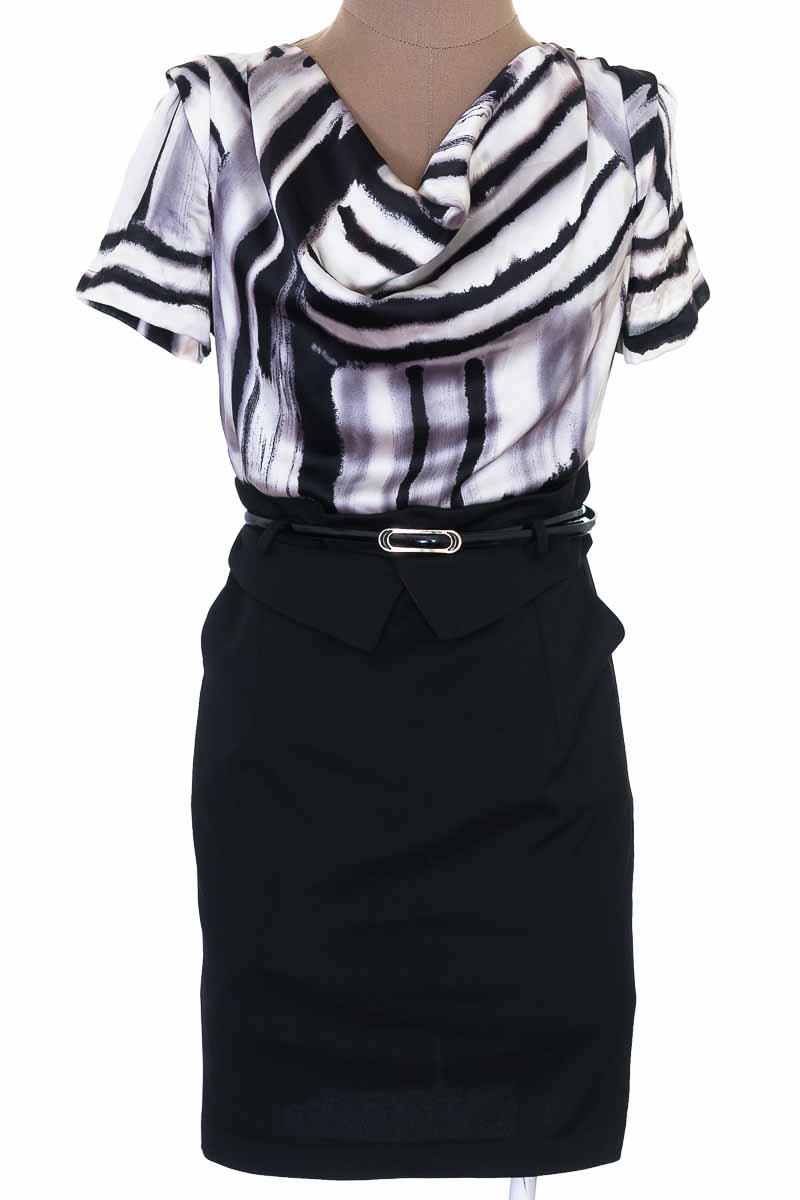 Vestido / Enterizo Casual color Negro - XUSS