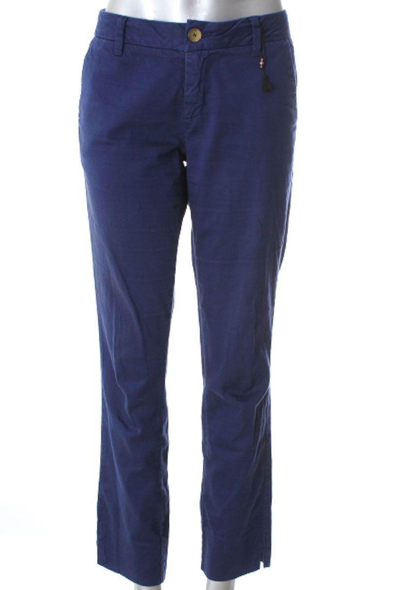 Pantalón Casual color Azul - Chevignon