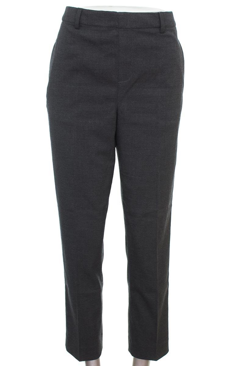 Pantalón Formal color Negro - UNI QLO