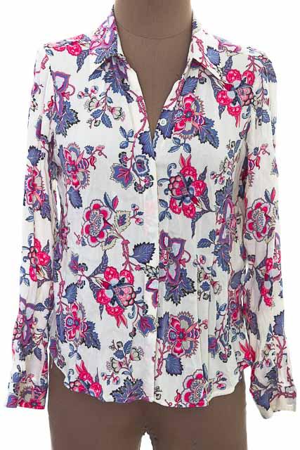 Blusa color Estampado - Esprit