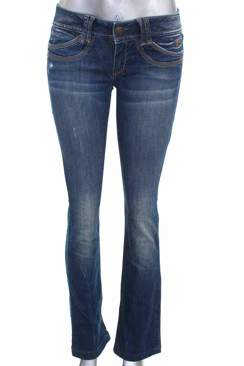 Pantalón Jeans color Azul - Esprit