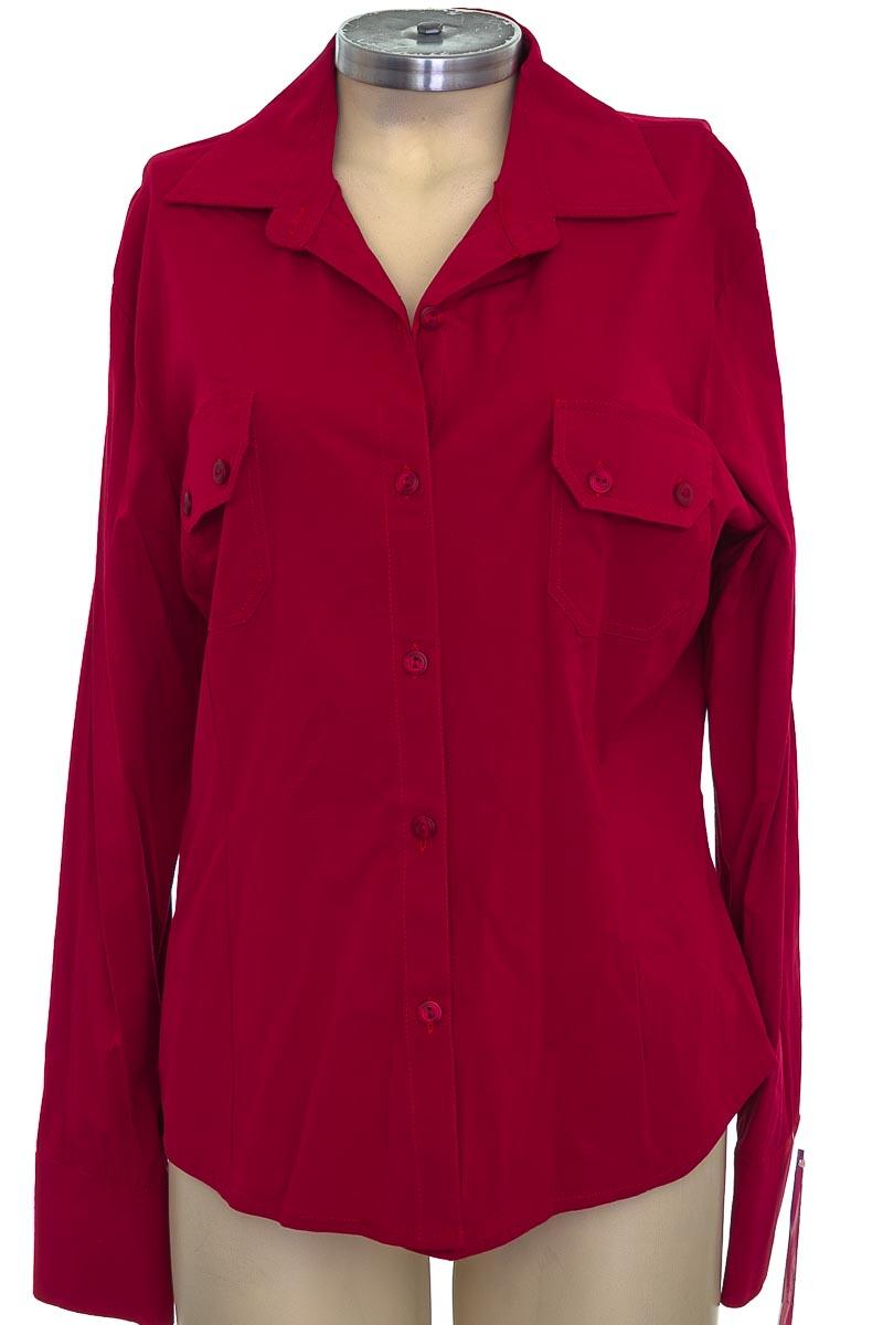 Blusa color Rojo - Bella Donna Studio