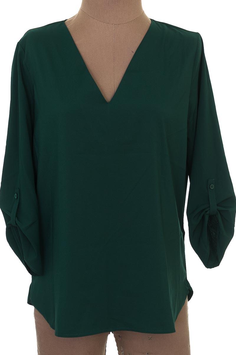 Blusa color Verde - PATPRIMO