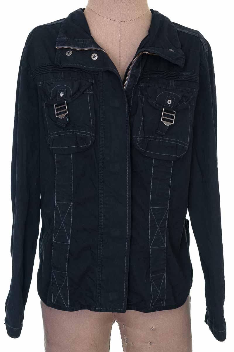 Chaqueta / Abrigo color Negro - Americanino