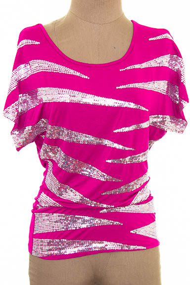 Top / Camiseta color Fucsia - 2B Bebe