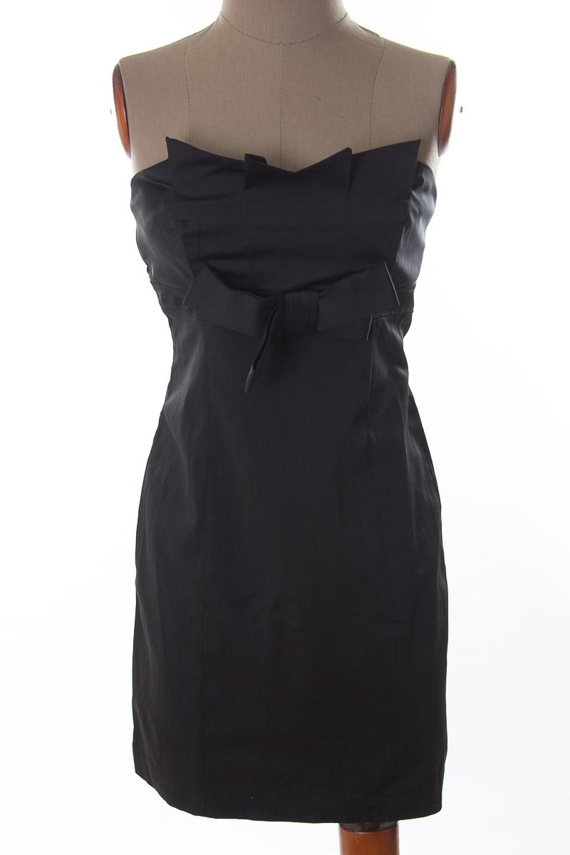 Vestido / Enterizo Fiesta color Negro - NAF NAF