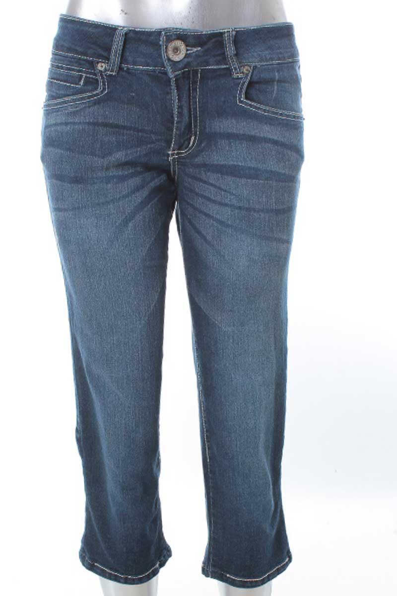 Pantalón Jeans color Azul - Rewind
