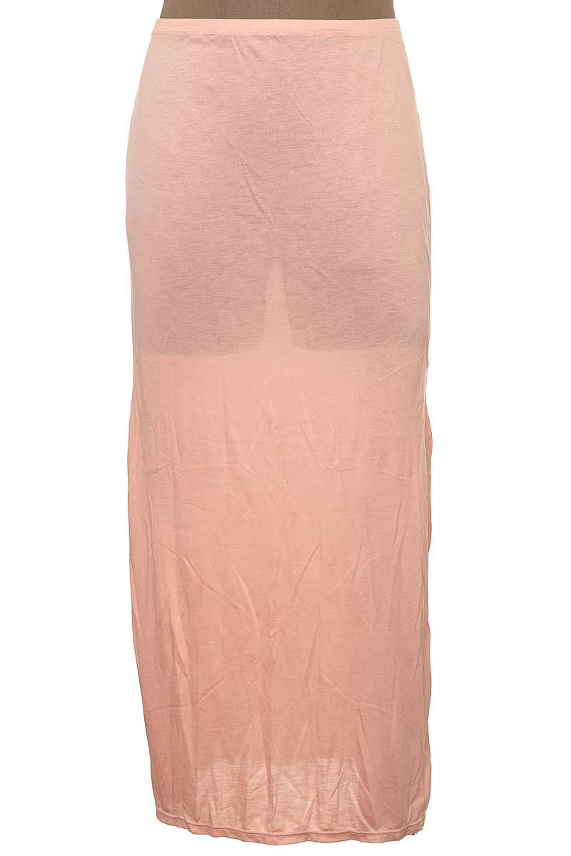 Falda color Salmón - Onda de mar