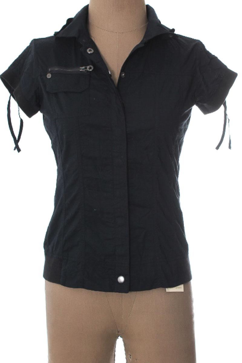 Chaqueta / Abrigo color Negro - Bkul