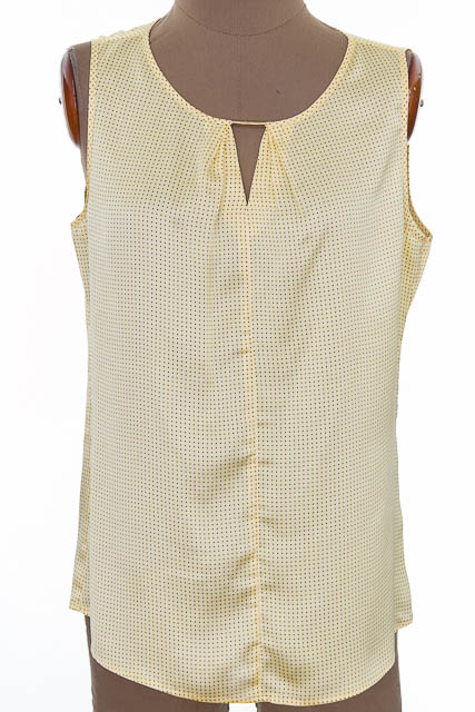 Blusa color Amarillo - The Limited