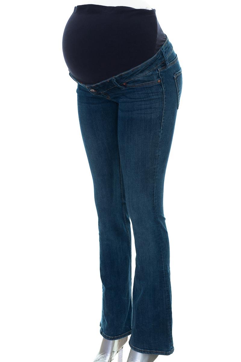 Pantalón color Azul - H&M