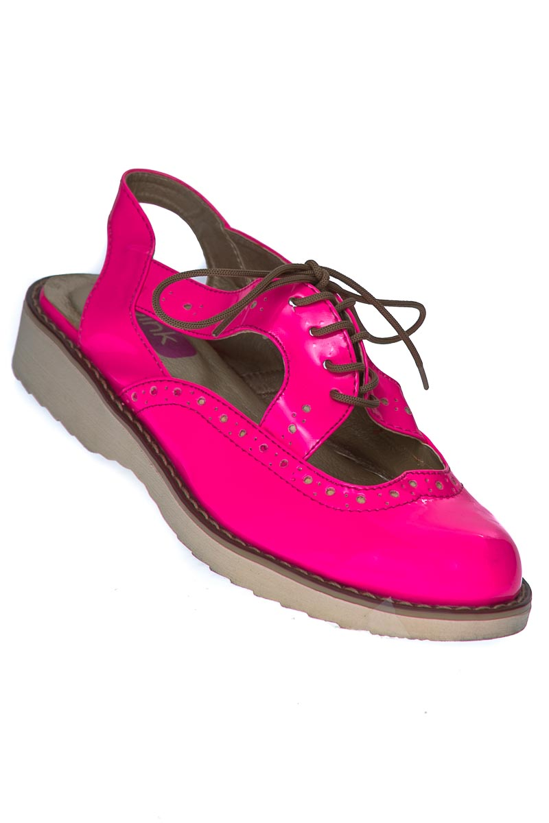 Zapatos color Rosado - Pìnk