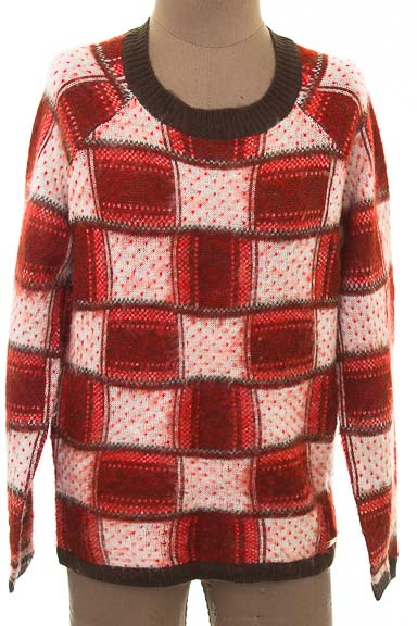 Sweater color Rojo - FDS