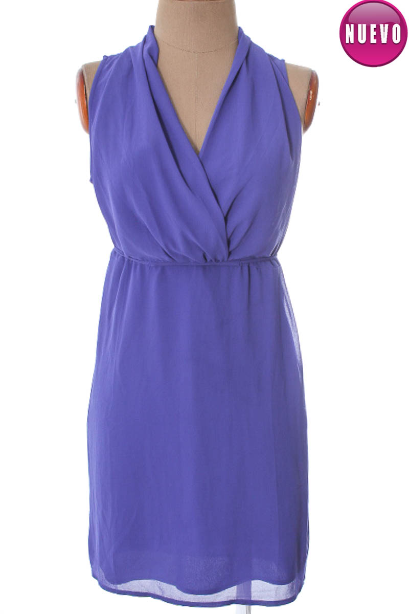 Vestido / Enterizo Fiesta color Morado - Naked Zebra