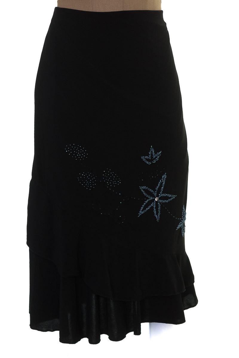 Falda Elegante color Negro - T.H.Fashion