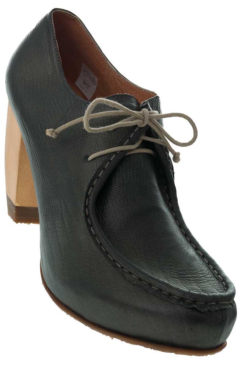 Zapatos Botín color Gris - Tamara