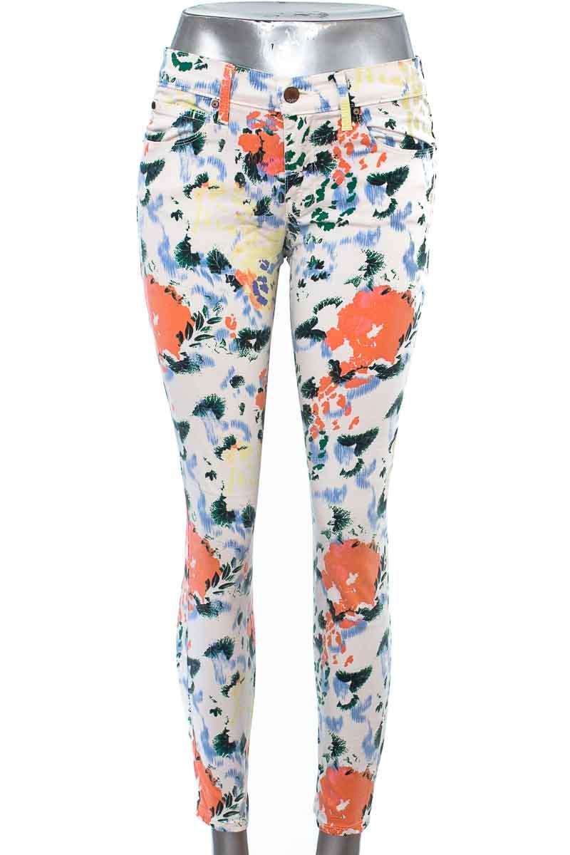 Pantalón Casual color Estampado - LEGGING JEAN